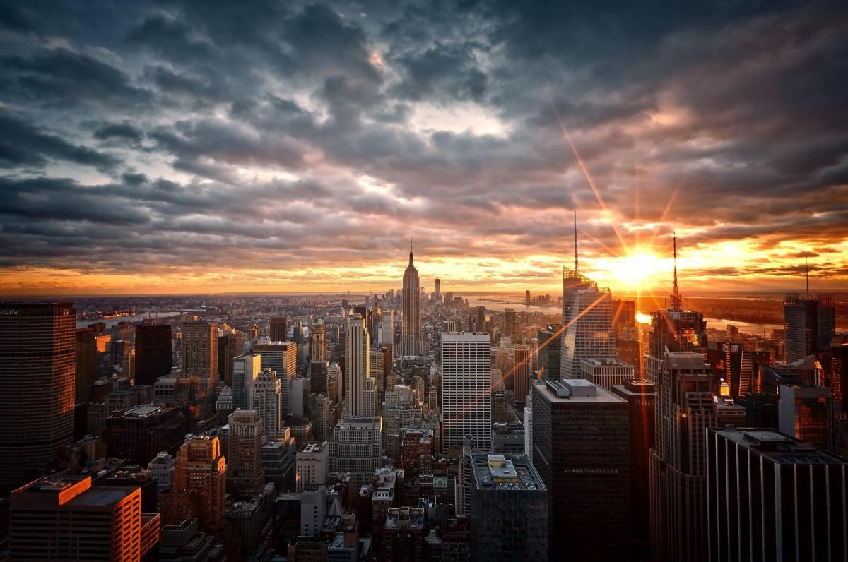 Urban City